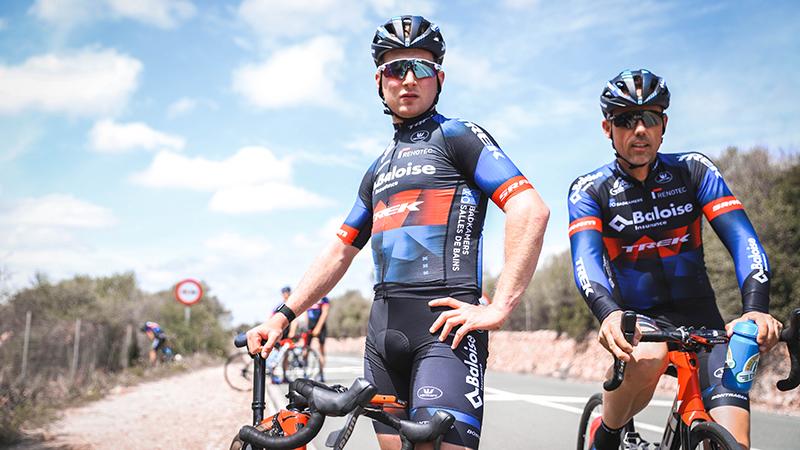 Wegen Niels Merckx en Baloise Trek Lions gaan uit elkaar