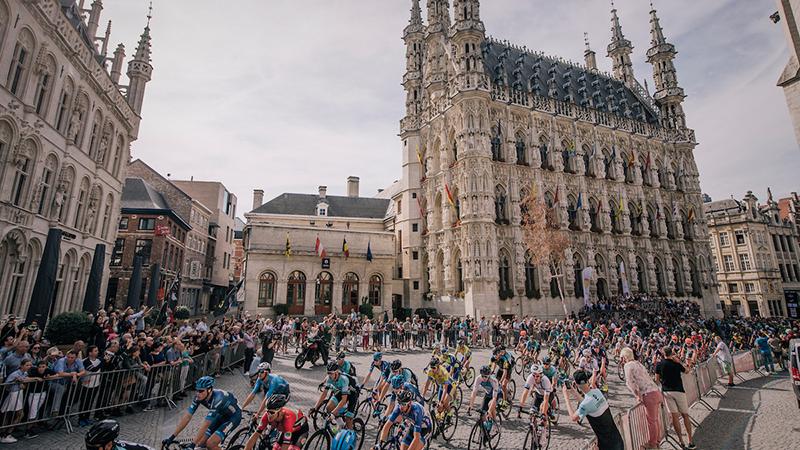 Leuven meer koersstad dan ooit