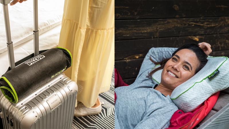 Vakantie musthave: herstelkussen voor een goede nachtrust (+WIN!)