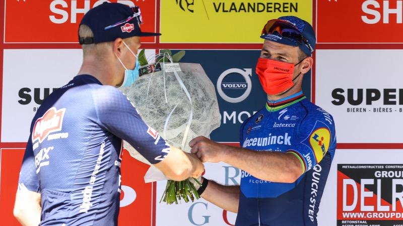 Cavendish: 'Merlier is de beste sprinter van het moment'