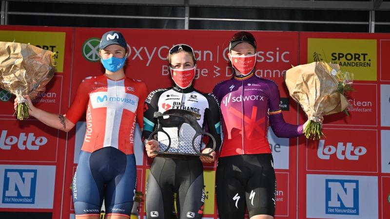 'In shock', Brown a surpris les sprinteuses