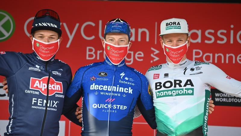 Bennett: 'Enfin une première victoire dans une course d'un jour du WorldTour'