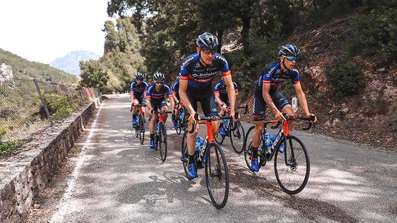 Trainingskamp Mallorca & kalender wegseizoen 2021