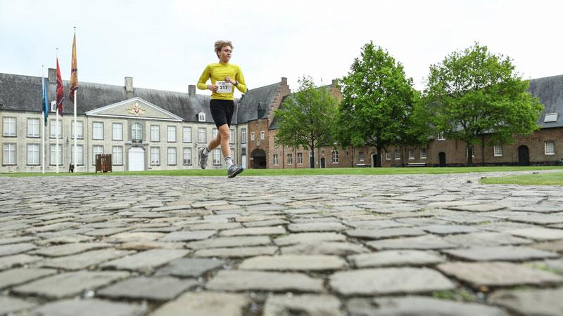 Les 4 journées du Runners' lab Abdijentocht en images