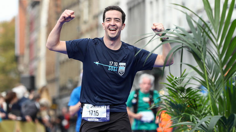 Plus de 5.000 coureurs et marcheurs lors de la 5ème édition de l'Athora Great Bruges Marathon