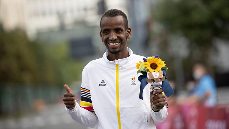 Jubileum NN Marathon Rotterdam telt veel toppers met een grenzeloze ambitie