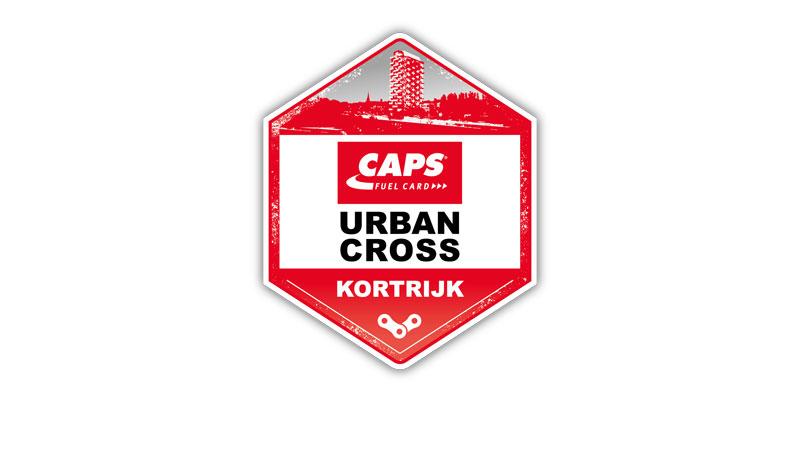 CAPS opnieuw partner van de Urban Cross