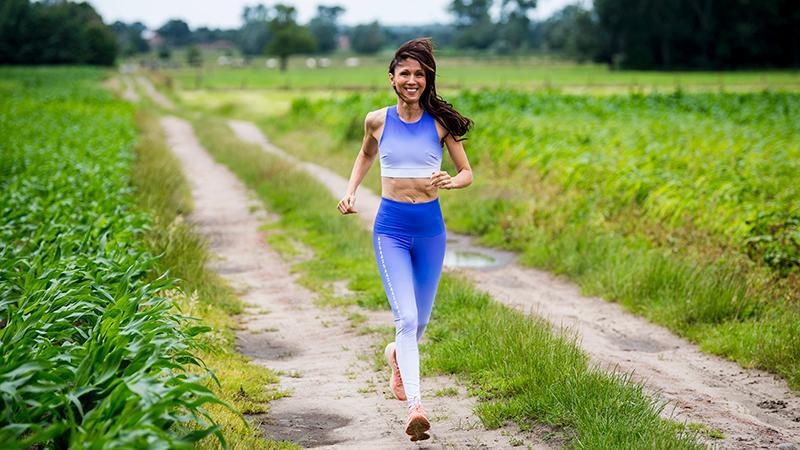 De motivatie- en sportvoedingstips van Sandra Bekkari