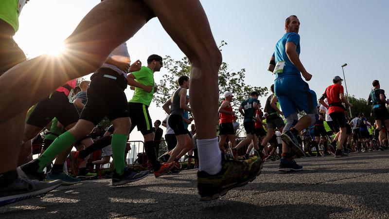 Le vainqueur du semi-marathon disqualifié, car il n'était pas inscrit à la bonne course !
