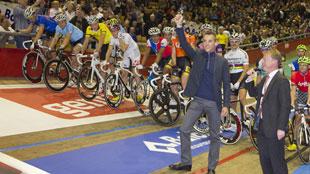 Lotto Z6sdaagse Vlaanderen-Gent 2012: dag 1