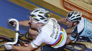 Lotto Z6daagse Gent-Vlaanderen 2012: dag 5