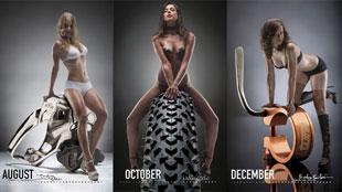 Cyclepassion kalender 2013