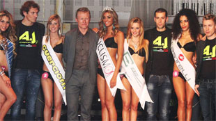 Miss Ciclismo 2012