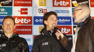 Ploegenpresentatie Baloise Belgium Tour
