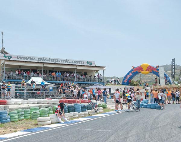 Cretan Gran Fondo - road race