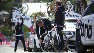 Het Vittoria-avontuur in de Giro
