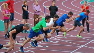 De 100 meter van je leven (training)