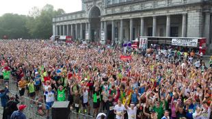 Brussels Marathon & Half Marathon