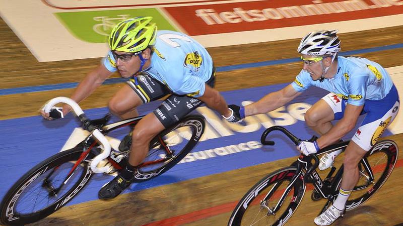 Lotto Z6sdaagse Vlaanderen-Gent: dag 2
