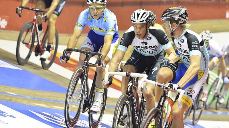Lotto Z6sdaagse Vlaanderen-Gent: dag 3