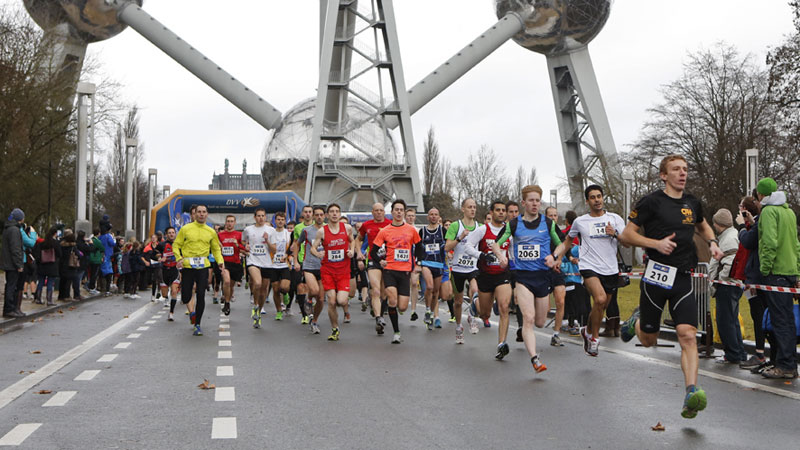 DVV Running Tour: Brussels 10k Gaston Roelants 2013