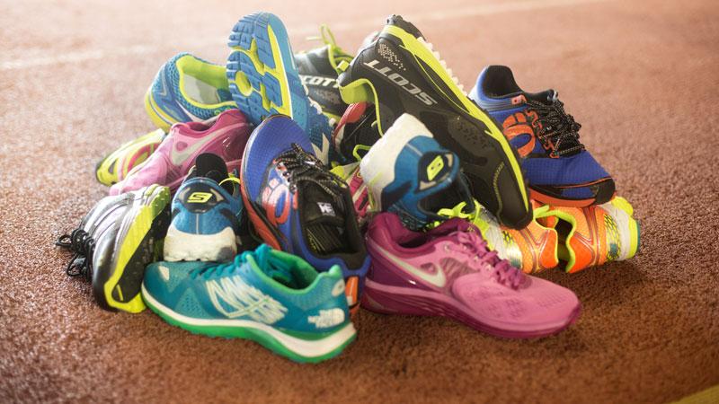 Dit zijn de schoenen voor 2014!