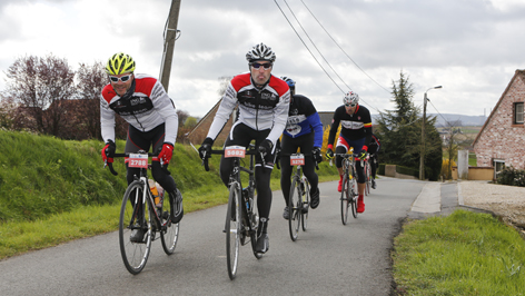 bpost bank Cycling Tour: Ename Classic 2014