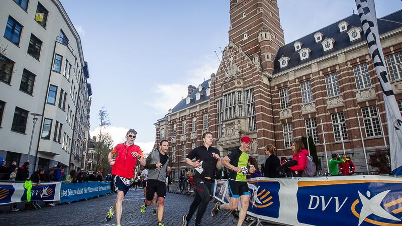 DVV Running Tour: Dwars door Dendermonde