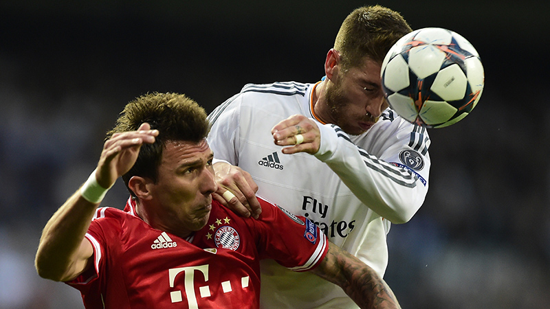 Ligue des Champions: Real Madrid-Bayern Munich