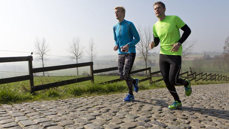 De Ronde van Vlaanderen op loopschoenen
