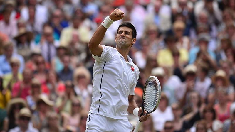 Djokovic houdt Federer van record