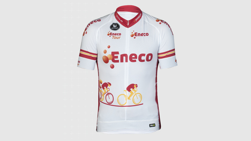 Eneco Tour: the jerseys
