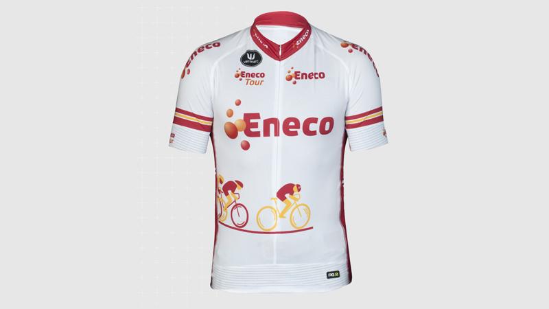 Eneco Tour: the jerseys