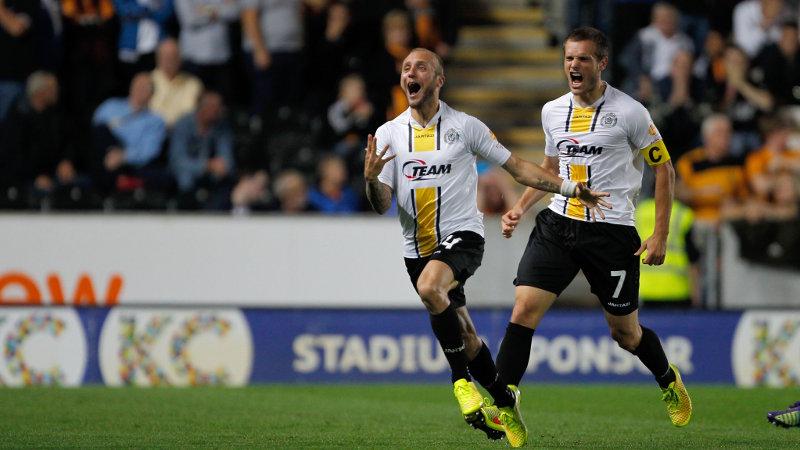 Europa League: Hull City-Lokeren