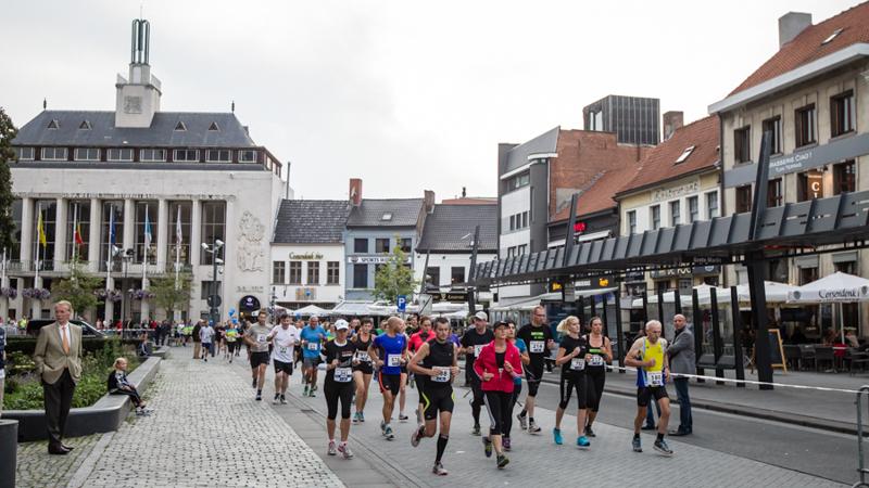Dwars door Turnhout 2014