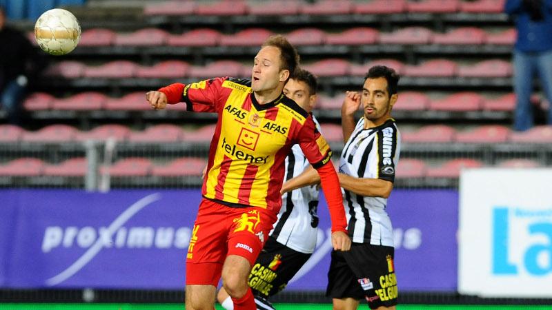 JPL speeldag 6: Sporting Charleroi - KV Mechelen