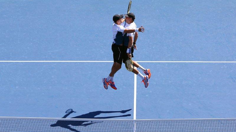 US Open: dag 11