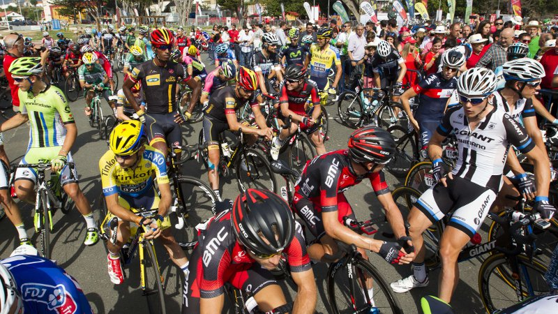 Vuelta: Rit 17