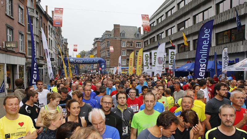 Jogging Ville de Namur 2014