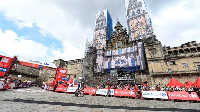Vuelta: 21e étape