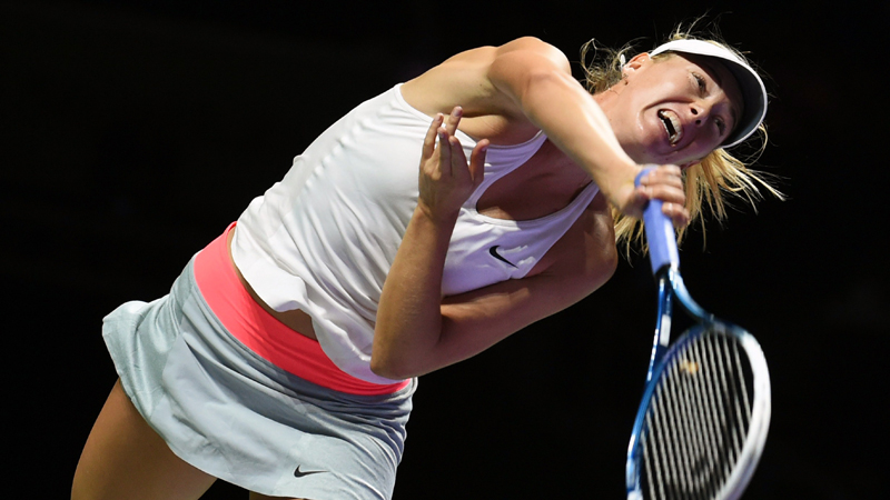 WTA Masters Singapore: Dag 4