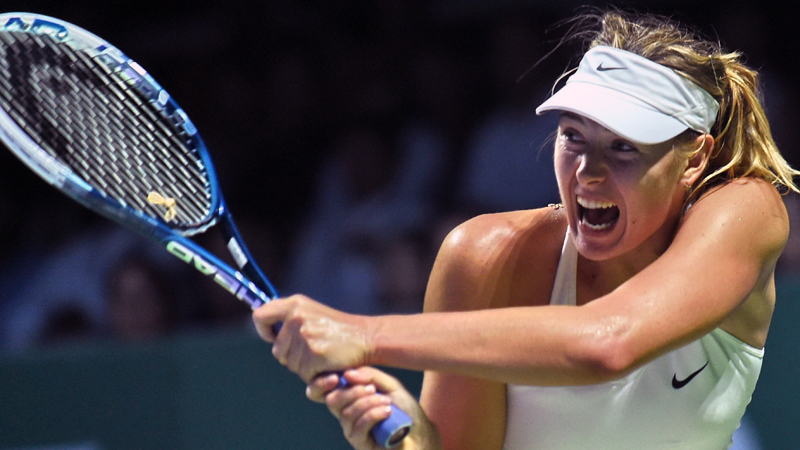 WTA Masters Singapore: Dag 5