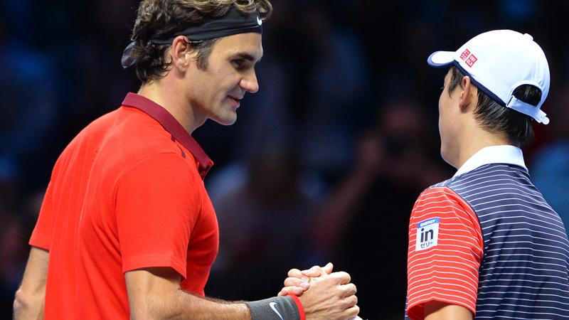 ATP Masters Londen: Dag 3