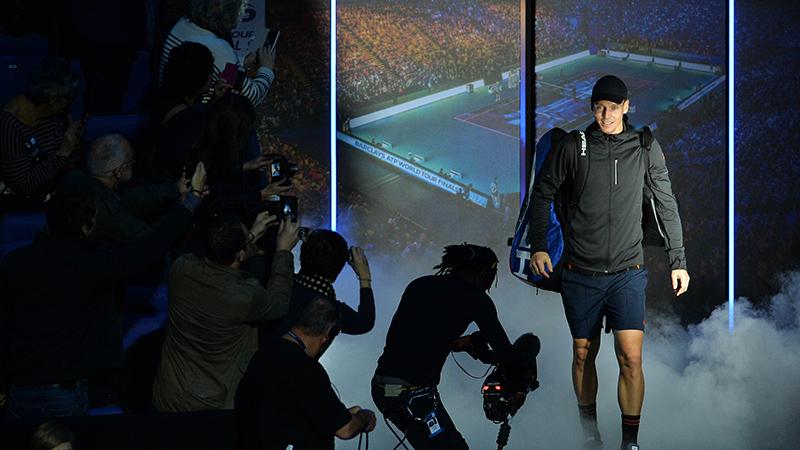 ATP Masters Londen: Dag 4