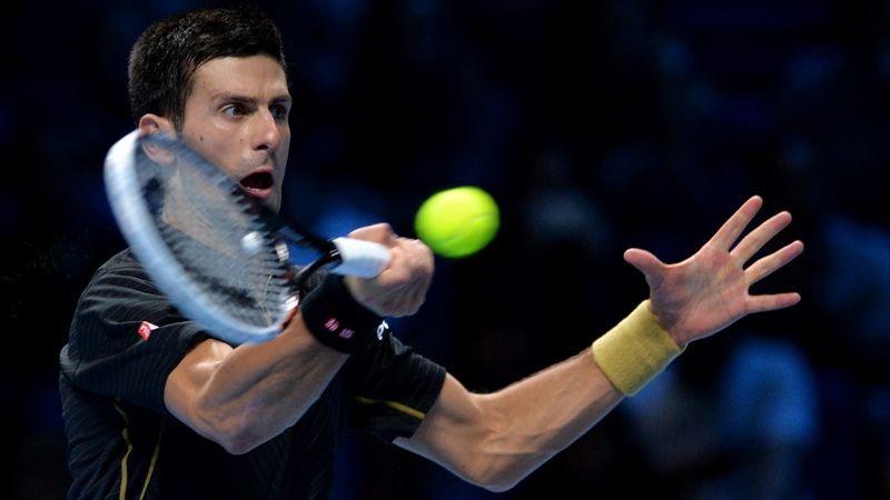 ATP Masters Londen: Dag 6