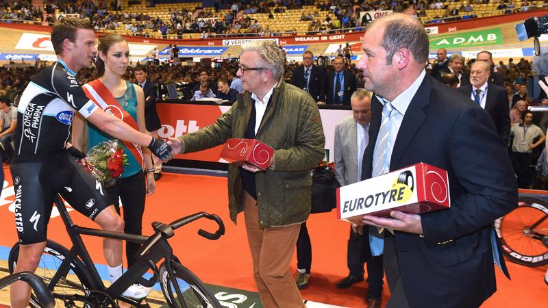 Lotto Z6daagse Vlaanderen-Gent: Dag 2