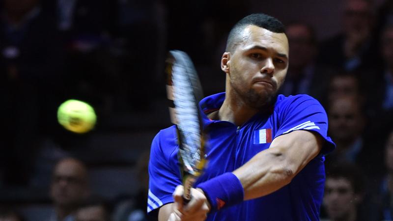 Davis Cup finale: journée 1