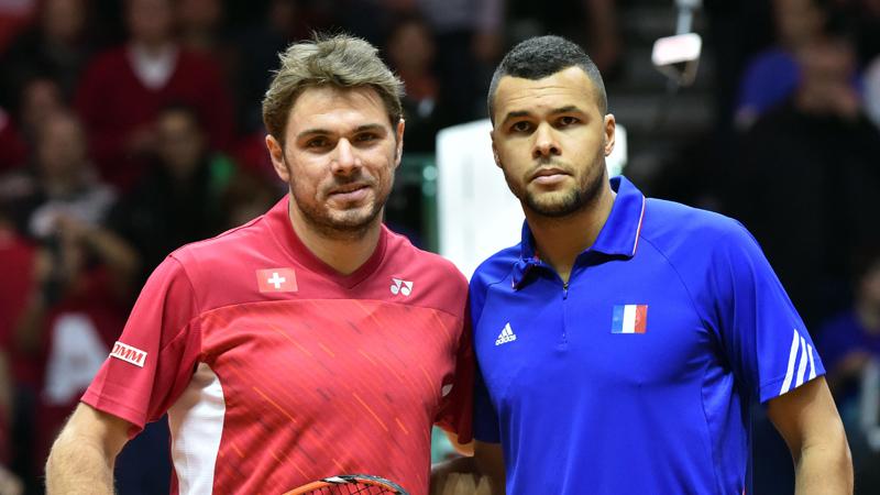 Davis Cup finale: dag 1