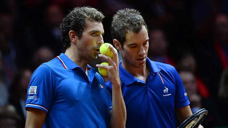 Davis Cup finale: dag 2