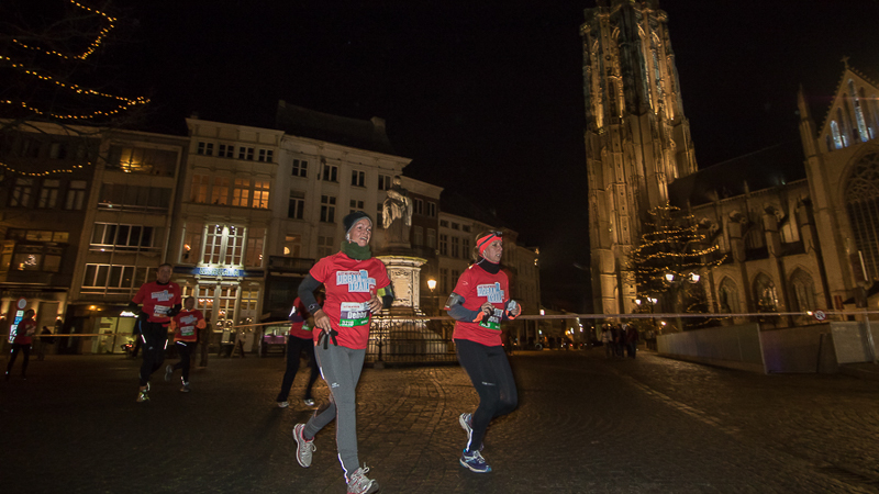 Mechelen Urban Trail 2014